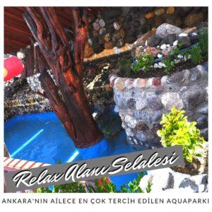 Relax Alanı Şelalesi